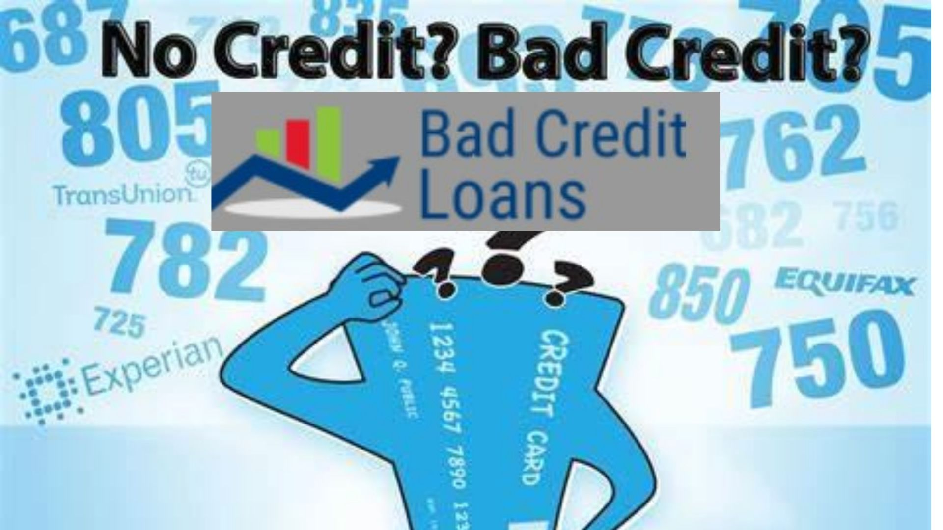 is no credit better than bad credit